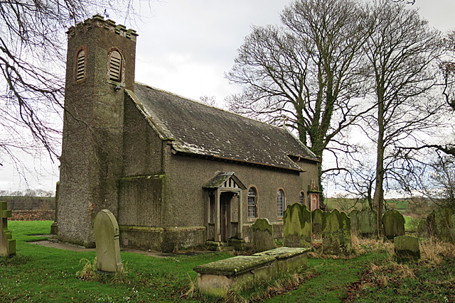 Church of St Kentigern, Grinsdale