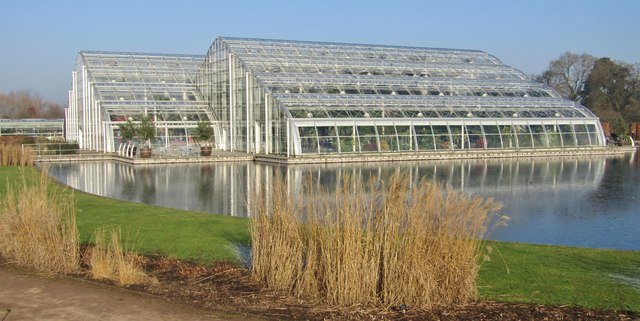 Wisley - Bicentenary Glasshouse