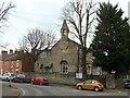 SK9136 : Former infants school, New Street, Grantham by Alan Murray-Rust