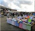 SD8010 : Bury Market by Gerald England