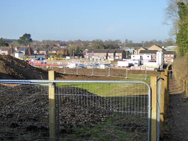 Building site, Whitchurch