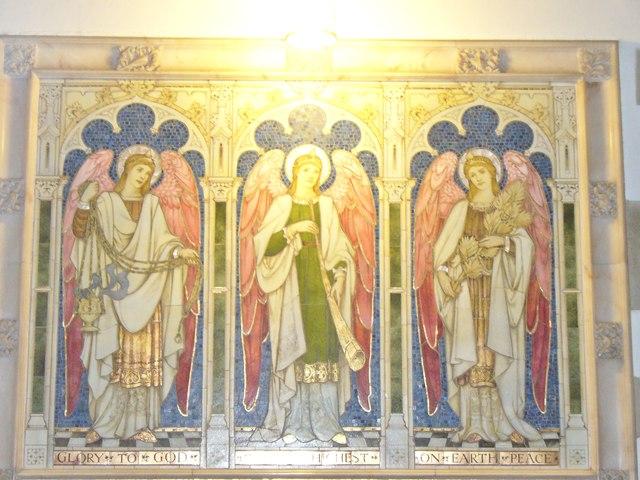 Effingham Church - Three Angels