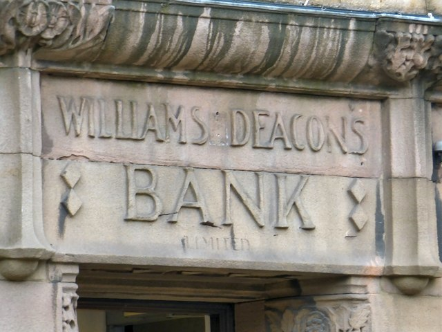 Williams Deacons Bank Limited