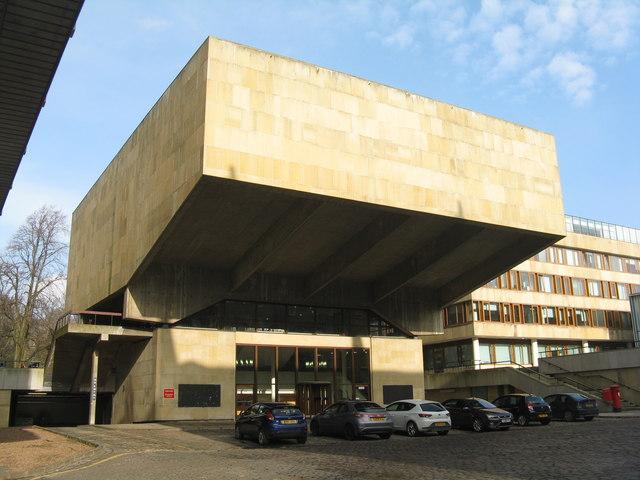 Edinburgh University George Square Theatre
