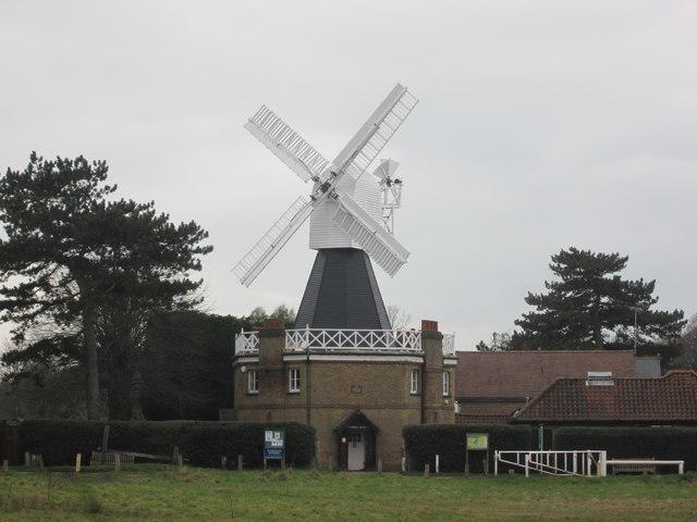 Windmill, Wimbledon Common