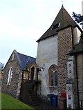 """TQ0044 : Holy Trinity, Bramley: """"spire"""" by Basher Eyre"""
