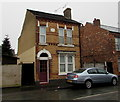 SJ7055 : Detached house, Maxwell Street, Crewe by Jaggery