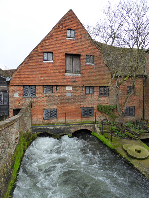 The City Mill, Winchester