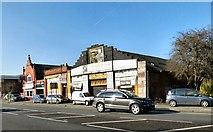 SJ8196 : ##2-8 Talbot Road, Old Trafford by Gerald England