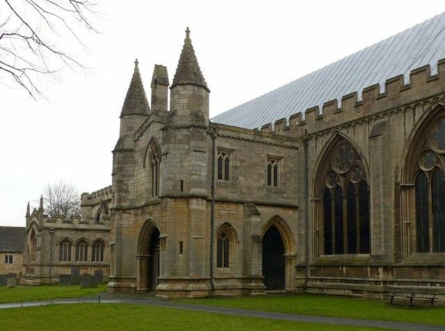 Church of St Wulfram, Grantham