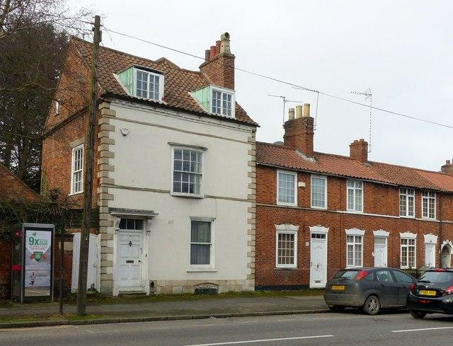 Bow House, 43, Manthorpe Road, Grantham