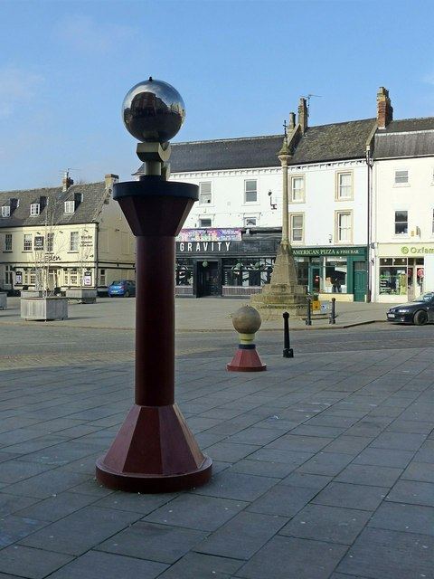 The Orrery, Market Place, Grantham