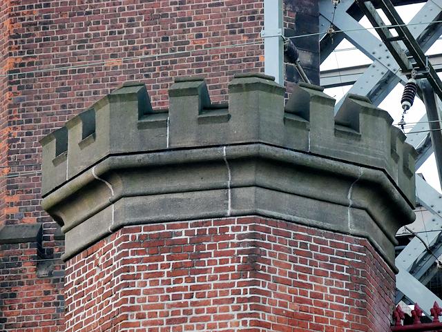 Bridge Detail, Castlefield Viaducts