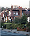 TQ2887 : Houses, Cholmeley Park, Highgate by Julian Osley