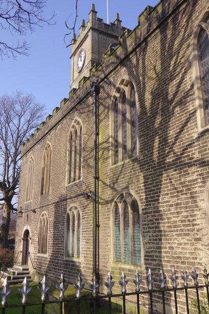 Hayfield Church