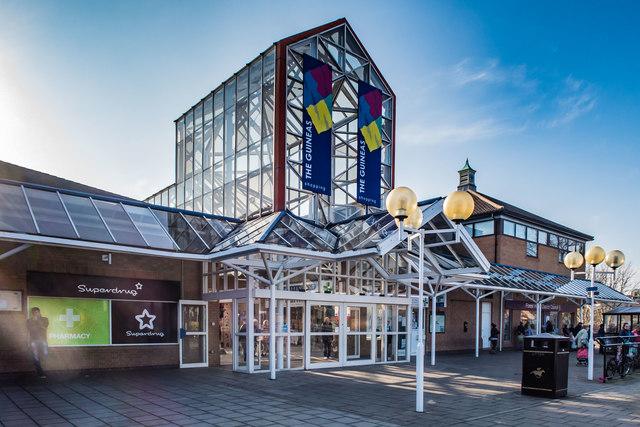 The Guineas Shopping Centre
