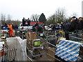 SU0290 : Auction, Hornburyhill Farm by Vieve Forward