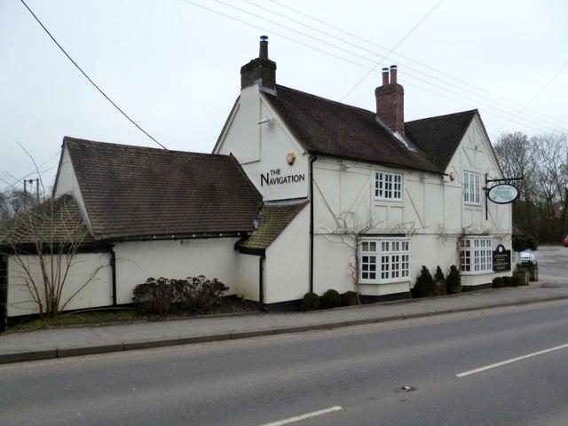 Lapworth-The Navigation Inn