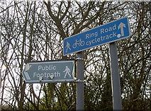 ST6470 : Leaving Abbots Road by Neil Owen