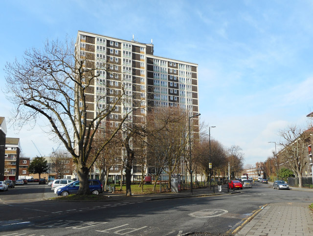 Housing Block, Northumberland Park