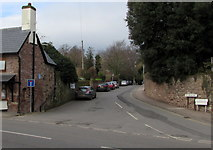 SO5923 : Old Maids Walk, Ross-on-Wye by Jaggery