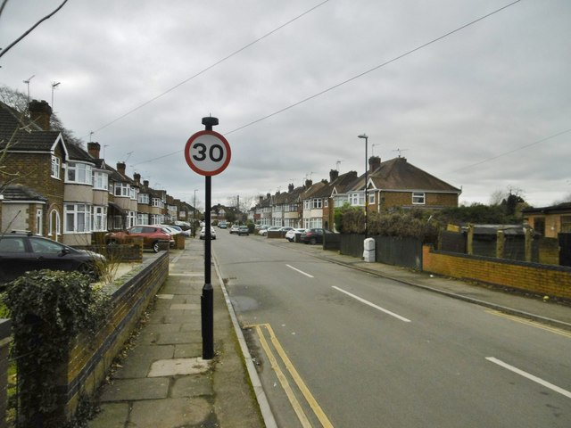 Tile Hill, Hathaway Road