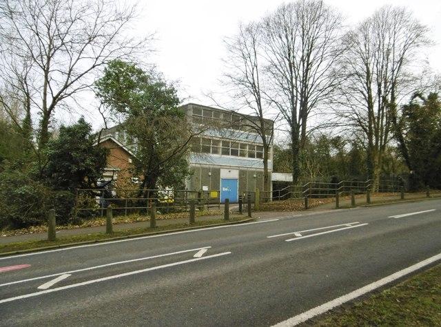 Tile Hill, telephone exchange