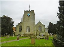 SP2760 : Barford, St. Peter's by Mike Faherty
