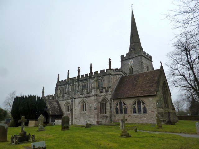 Lapworth Church