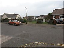 SZ1491 : Southbourne: Admiralty Road used to continue ahead by Chris Downer