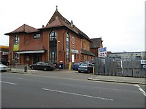 TQ2696 : St James Church, New Barnet by Philip Halling