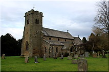 SE3092 : St. Radegund's Church, Scruton by Chris Heaton
