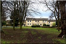 SE3092 : East End of the Village Green in Scruton by Chris Heaton