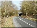 SU8890 : Spring Lane goes under the M40 by Des Blenkinsopp
