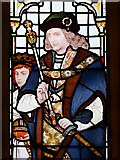 SD8913 : Rochdale Town Hall Stained Glass, Richard III by David Dixon