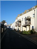 TQ2804 : Medina Place, Hove by Simon Carey