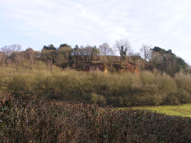Orton Cliffs View