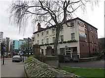 SE3033 : The Palace (pub), Maude Street, Leeds by Stephen Craven