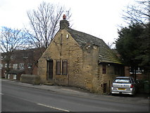 SE2434 : Cottage, Lower Town Street, Bramley by Richard Vince