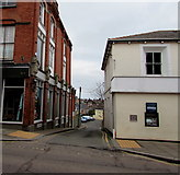 SO6024 : Hill Street, Ross-on-Wye by Jaggery