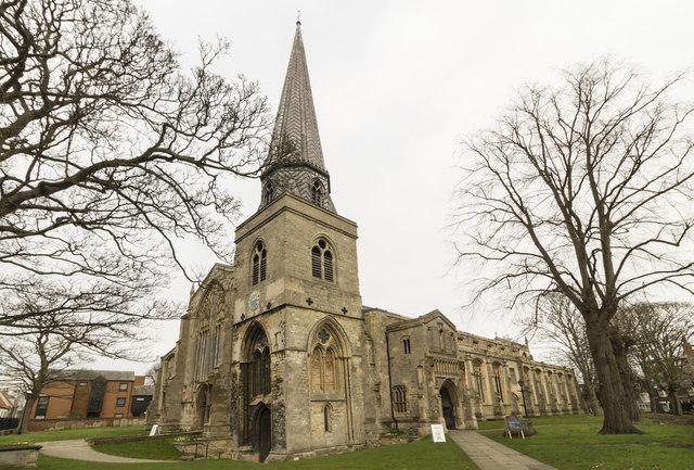 St Nicholas' Chapel, King's Lynn