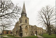 TF6120 : St Nicholas' Chapel, King's Lynn by J.Hannan-Briggs