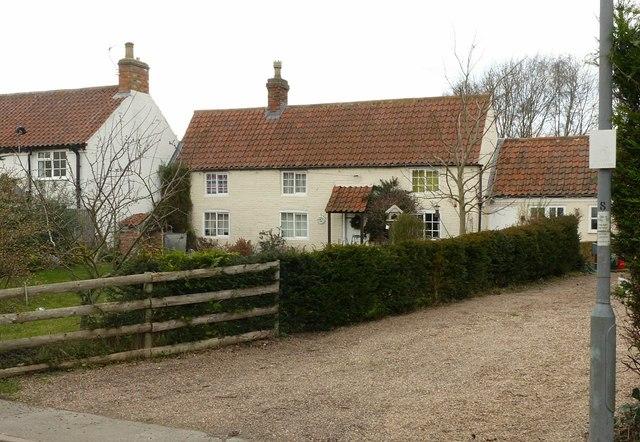 Rose Cottage,  Main Street, Bunny