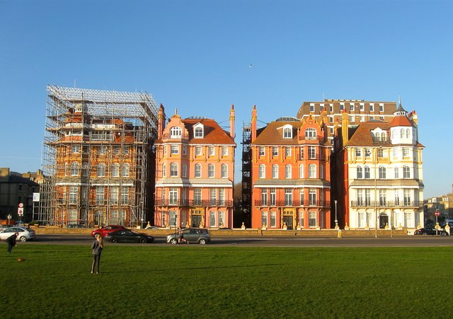 1-4, King's Gardens, Kingsway, Hove