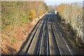 TQ5940 : Hastings Line by N Chadwick