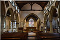 TQ5946 : Inside - Church of St Peter & St Paul by N Chadwick