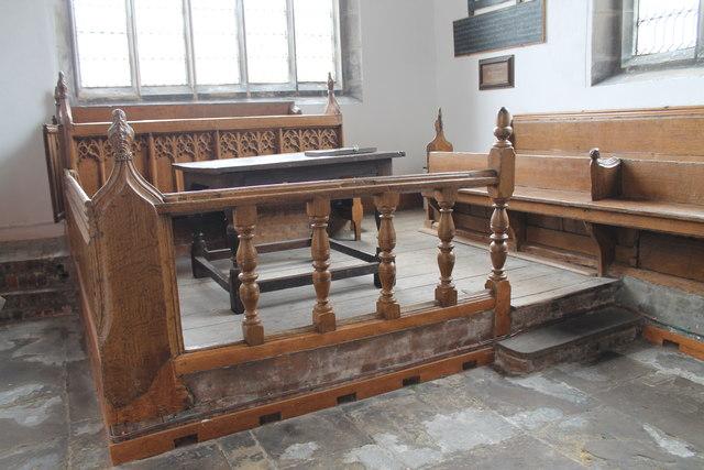 Consistory Court, St Nicholas' Chapel, King's Lynn