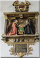 TF6120 : Snelling memorial, St Nicholas' Chapel, King's Lynn by Julian P Guffogg