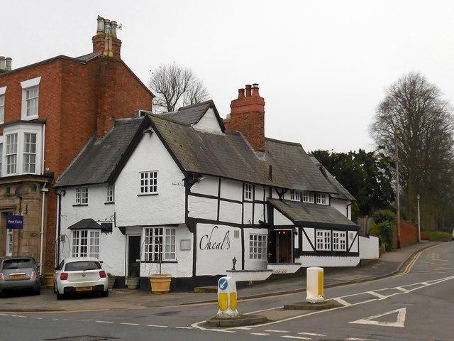 Henley In Arden-Cheals Restaurant