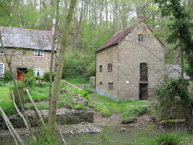 Mill on the Dowles - Wyre Forest, Worcestershire